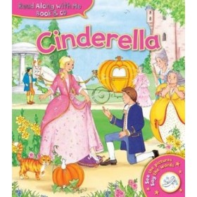 Read Along with Me: Cinderella (Book & CD)