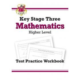 KS3  Higher Level Test Practice Workbook - Maths