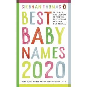 BEST BABY NAMES 2020