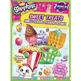Flipover Shopkins Sticker Book: Sweet Treats