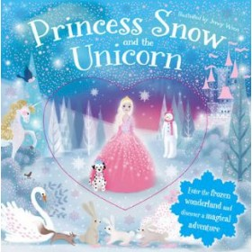P-PRINCESS SNOW & THE UNICORN