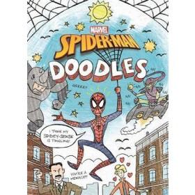 MARVEL SPIDER-MAN DOODLE BOOK