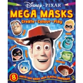 Disney PIXAR Mega Masks