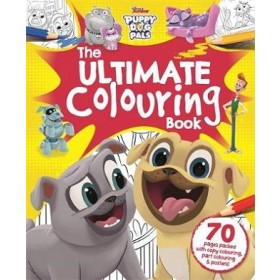 Disney Junior Puppy Dog Pals Ultimate Col Bk