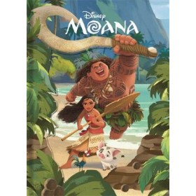Disney Moana Magic Readers Animated Stories