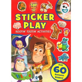 Disney Pixar Toy Story 4 Sticker Play