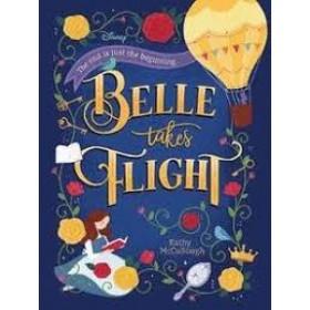Disney Princess Belle Takes Flight Junior Novel