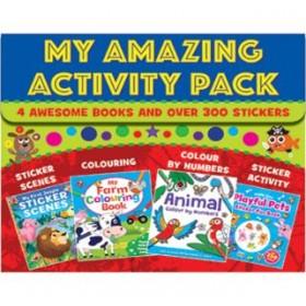 P-MY AMAZING ACTIVITY PACK