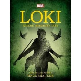 MARVEL LOKI ANTI-HERO FICTION