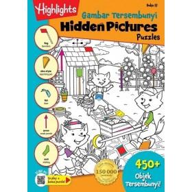 HIDDEN PICTURES PUZZLES BOOK 17 (BI-BM)
