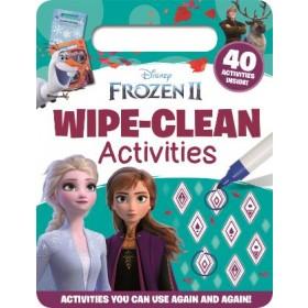 DISNEY FROZEN 2: WIPE-CLEAN ACTIVITIES