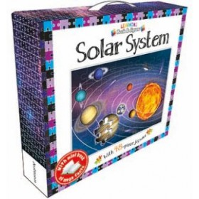 P-LEARNING BOOK & JIGSAW: SOLAR SYSTEM