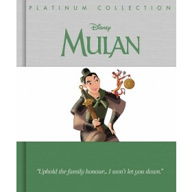 DISNEY PRINCESS MULAN PLATINUM COLLECTIO