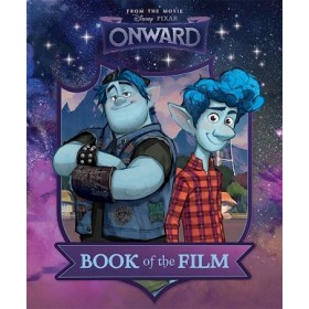 DISNEY PIXAR ONWARD BOOK OF THE FILM