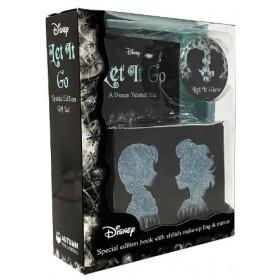 Disney Twisted Tale Frozen Let It Go Gift Set