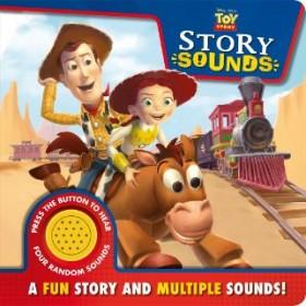 DISNEY PIXAR TOY STORY STORY FUNTIME SOUNDS