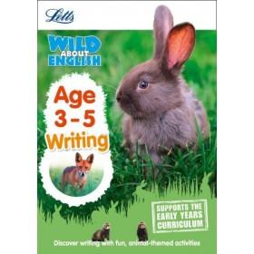 Wild About English - Writing Age 3-5