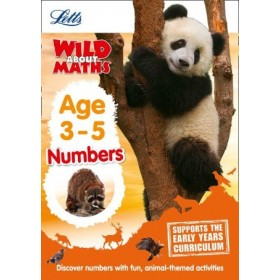 Wild About English - Numbers Age 3-5