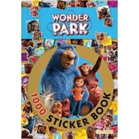 Wonder Park 1000 Sticker Book