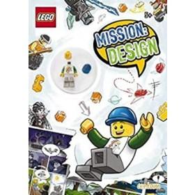 P-LEGO CITY MISSION DESIGN+MINIFIGURE