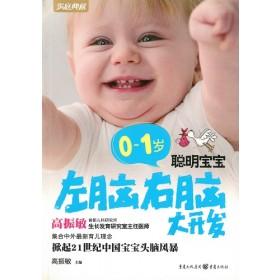 (新)家庭典藏-0-1岁聪明宝宝左脑右脑大开发