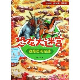 恐龙大迷宫:追踪恐龙足迹