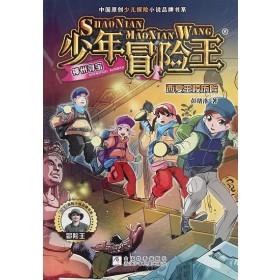 少年冒险王:西夏王陵历险