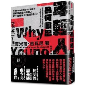 年輕人為何憤怒:暴力組織的危險誘惑以及我們能做什麼