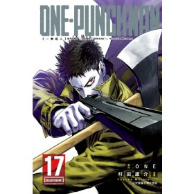 ONE-PUNCH MAN 一拳超人 17