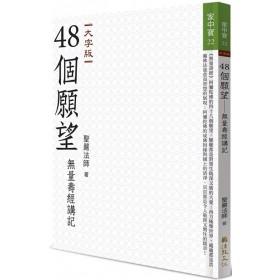 48個願望:無量壽經講記(大字版)
