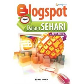 BLOGSPOT DALAM SEHARI