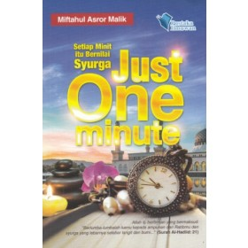 JUST ONE MINUTE