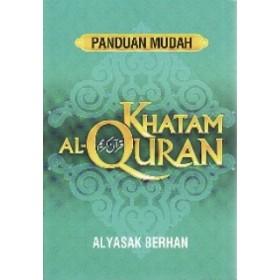PANDUAN MUDAH KHATAM AL-QURAN