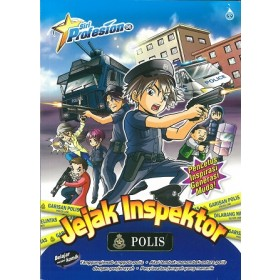 SIRI PROFESION 06: JEJAK INSPEKTOR (POLIS)