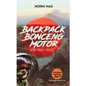 BACKPACK BONCENG MOTOR