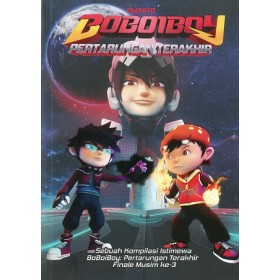 BOBOIBOY - PERTARUNGAN TERAKHIR