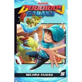 BOBOIBOY GALAXY 5: GELORA KUASA