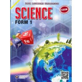 TINGKATAN 1 TEXTBOOK DLP SCIENCE