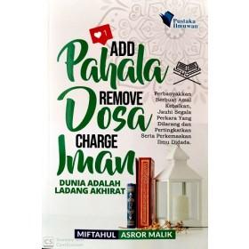 ADD PAHALA REMOVE DOSA CHARGE IMAN