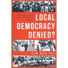 LOCAL DEMOCRACY DENIED?