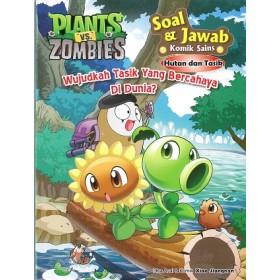PLANTS VS ZOMBIES 2: HUTAN & TASIK