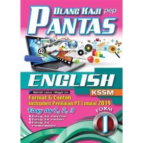 TINGKATAN 1 ULANG KAJI PANTAS ENGLISH