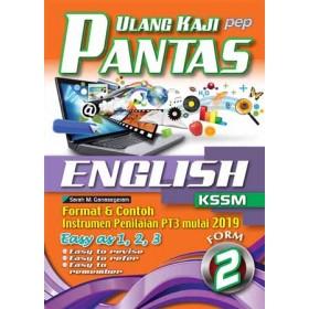 TINGKATAN 2 ULANG KAJI PANTAS ENGLISH