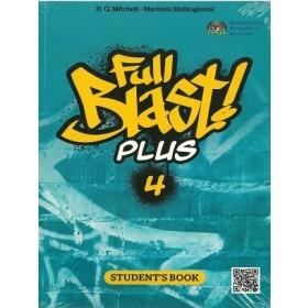 TINGKATAN 4 BUKU TEKS FULL BLAST 4 (STUDENT'S BOOK)