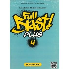 TINAGATAN 4 FULL BLAST PLUS 4 WORKBOOK