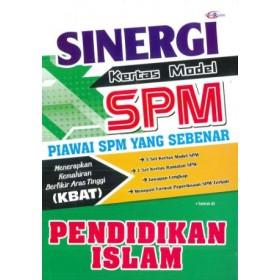 SINERGI KERTAS MODEL SPM P ISLAM