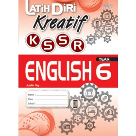 P6 Latih Diri Kreatif English