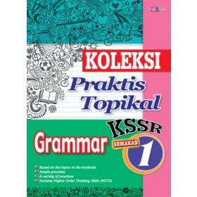 Tahun 1 Koleksi Praktis Topikal Grammar
