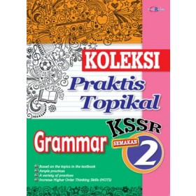 Tahun 2 Koleksi Praktis Topikal Grammar