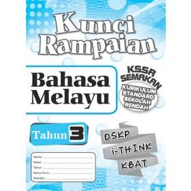 Tahun 3 Kunci Rampaian Bahasa Melayu